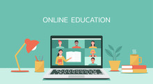 E-learning, Online Education, ...