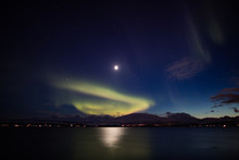Reflection Of Aurora Polaris O...