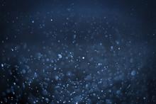 Full Frame Shot Of Raindrops On Blue Sky