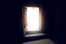 The Light Church Door