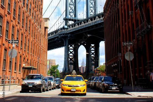 Vászonkép NEW YORK USA