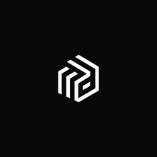 Professional Innovative Initial MD Logo And DM Logo. Letter MD DM Minimal Elegant Monogram. Premium Business Artistic Alphabet Symbol And Sign