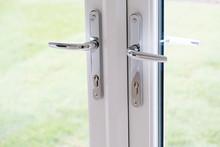 Chrome Kitchen Patio Summer House Door Handle