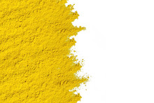 Abstract Background Of Yellow ...
