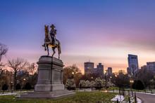 George Washington Monument At ...