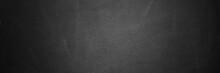 Horizontal Black Board Or Chal...