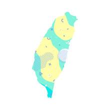 Taiwan Memphis Pattern Of Asia...
