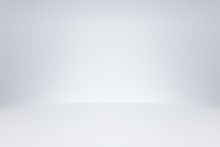 White Studio Room Template On ...