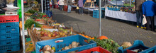 Eco Market. Vegetable And Frui...