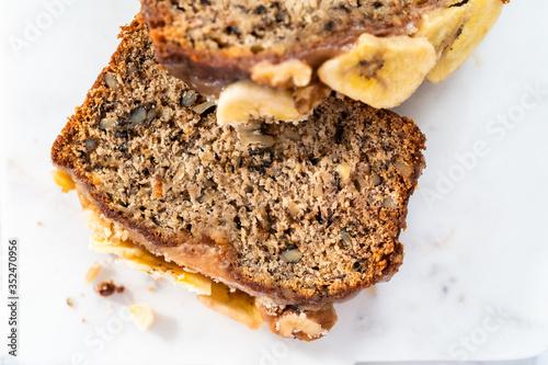 Fototapeta Banana Bread obraz