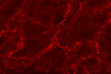 Dark Red Marble Texture Backgr...