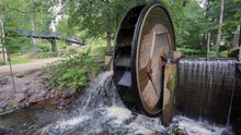 Watermill Spinning And Produci...