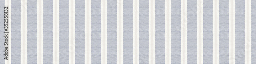 Vászonkép Seamless french farmhouse stripe border pattern