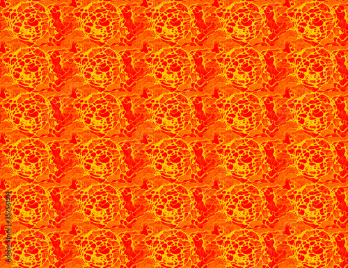 Photo Ardent Fantasy abstract background pattern