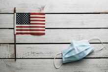 American Stars And Stripes Fla...