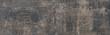 Leinwanddruck Bild - old weathered worn brown dirty tile pattern