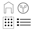 set of web icons 2