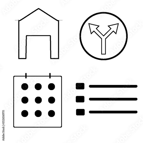 set of web icons 2 - 352656970