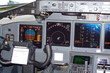 Jetliner Flight Deck