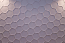 Honeycomb Purple Pattern Texture Background Or Backdrop, Wall Design, Modern Interior