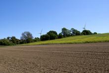 Wind Farm In Ulley, Along The ...