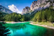 Grüner See, Steiermark, Öste...