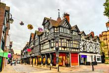 Traditional English Tudor Arch...