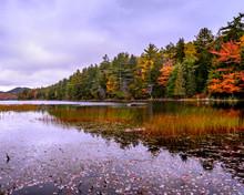 Autumn On Eagle Lake