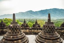Borobudur Tample Stupa