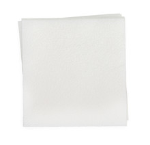 Clean White Paper Napkins Isol...