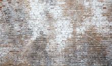 Abstract Grunge Vintage Brickwall Background