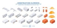 Concrete Items In Isometric Vi...