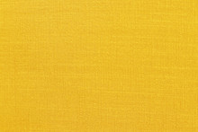 Yellow Linen Fabric Cloth Text...