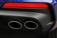 Car Exhaust Pipes. Car Details. Part Of The Car. Blue