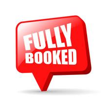 Fully Booked Announce Board