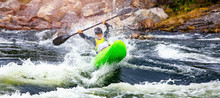Banner Whitewater Kayaking, Ex...