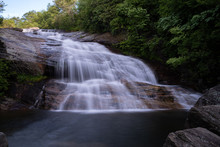 The Cascades Of The Lower Fall...