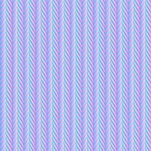 3D Illustration - The Background Of The Knit Material. Normal Map Texture. And Complete Seamless Pattern.