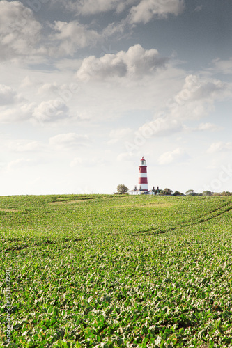 Fotografía Happisburgh lighthouse in Norfolks