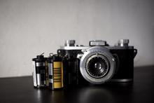 Retro Kodak Camera From The 19...