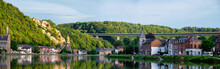 View Of Picturesque Dinant Cit...