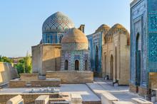 Architecture Of Shah-i-Zinda E...