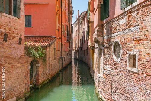 Fototapety, obrazy: ベネチア本島の風景