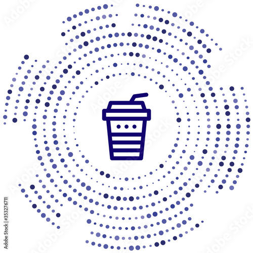 Photo Soft drink vector icon