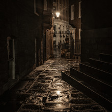 Old London Alley