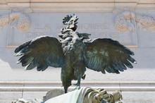 Coq Du Monument Aux Girondins ...