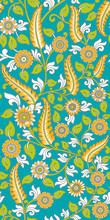 Textile Seamless Design Pattern