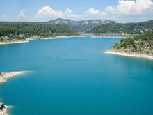 Lac De Barrage De Bimont Proch...