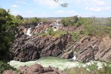 Rapides De Don Khone, Laos