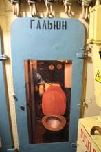 Toilet In Submarine